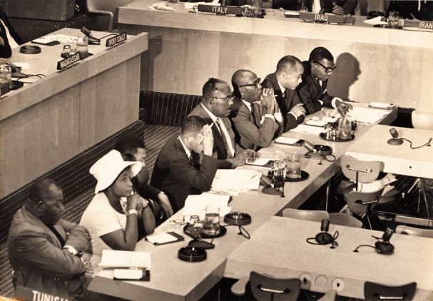 The 1965 United Nations Delegation
