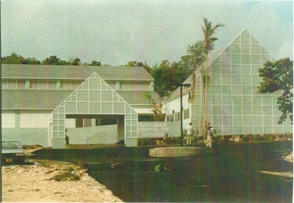 Construction of the Bahamas School of Nursing